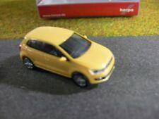 1/87 Herpa VW Polo 4 türer gelb