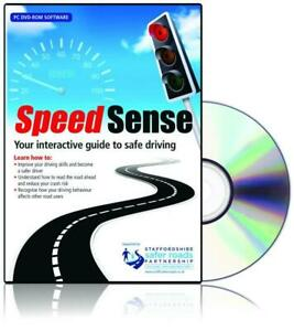 Speed Sense Interactive guide to Safe Driving (PC Disk)