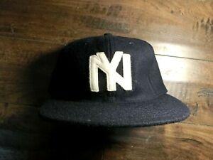 Ebbets Field Flannels Cap Brooklyn Eagles 1935 Adjustable  New