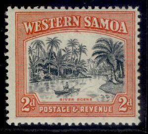 SAMOA GVI SG202, 2d black & orange, M MINT.