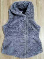 Patagonia Womens Vest Size Medium Pelage Gray