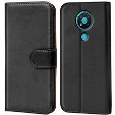 Book Case für Nokia 3.4 Hülle Flip Cover Handy Tasche Schutz Hülle Telefonhülle
