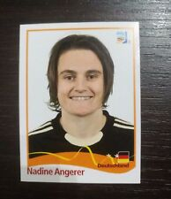 PANINI DONNE/WOMEN'S WM GERMANY 2011 n.28 NADIN ANGERER RARE/RARA NEW/NUOVA