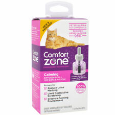 Comfort Zone Cat Diffuser Refill for Cats & Kittens (1-Pack)