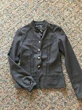 Oakley nautical women's stretch blazer jacket black S
