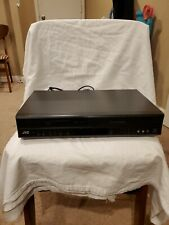 JVC HR-XVC11 DVD VCR VHS Combo Player - NO Remote - Tested
