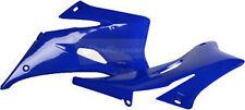 Ouïes flancs de radiateur bleu POLISPORT YAMAHA YZF 250 / 450  2006-2009