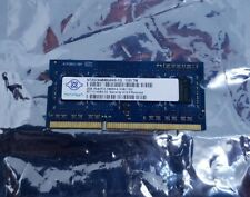 New listing Nanya 2Gb So-Dimm 1Rx8 Pc3-10600S Ddr3 Ram Fast Laptop Memory Nt2Gc64B88G0Ns-Cg