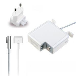 Netzteil Ladekabel Ladegerät Adapter FÜR Apple Macbook Pro 45W 60W 85W Megasafe