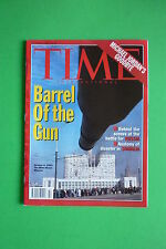 Time Magazine Magazine N.42 October 18 1993 Barrel Of The Gun Michael Jordan