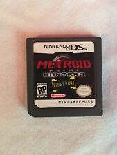 Metroid: Prime Hunters - First Hunt (DS) Game Cartridge Only - Used