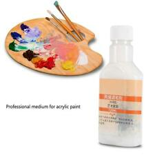 Professional Artist Acrylic Pouring Medium Single Bottle 120ml for Acrylic Paint