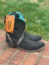 Corral Boots C3425 black new in box size 9