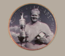 Jack Nicklaus 1966 Open Championship Printed Ball Marker - Brand New!