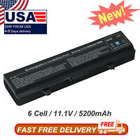 Battery for Dell Inspiron 1525 1526 1545 1546 1440 1750 GW240 X284G RN873 M911G