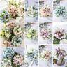 13 Heads Artificial Silk Fake Flowers Bouquet Bridal Wedding Party Home Decor