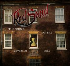 CD Red Sand - The Sound of the Seventh Bell (brand new)