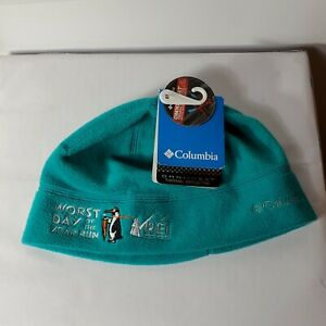 Columbia NWT REI Worst Of The Year Run Hat  Young Adult Size. S/M Unisex
