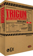★ Trigun - Badlands Rumble ★ Edition Collector - Blu-ray + Livret