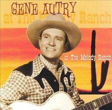 Gene Autry at the Melody Ranch CD radio 1940s Cowboy Country Collectors' Choice