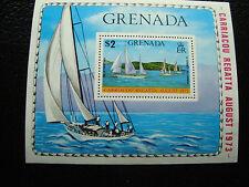 granada - sello yvert y tellier colección Nº 26 N (Z4) stamp Granada