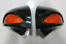 NEW BMW R1150RT Mirror Left Right Set R 1100 RT BLACK
