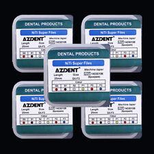 5Box Dental Protap Rotary File Engine NiTi Endo Motor Handpiece 25mmAZDENT