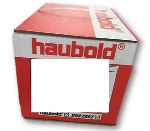 Haubold Klammer KG 740 CNK geh. DIN 18 NEU OVP 650405