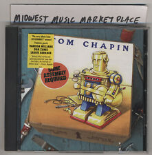 Tom Chapin - Some Assembly Required CD - MINT w/ Hype Sticker - Vanessa Williams