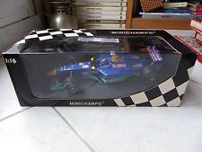 Sauber Petronas Red Bull Pedro Diniz Showcar 2000 1/18 Minichamps Formule 1 F1