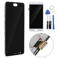 Für OnePlus 3 Three A3000 A3003 Display LCD Komplett Einheit + Rahmen Schwarz