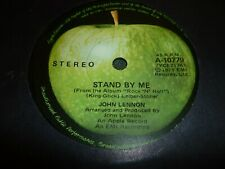 JOHN LENNON---STAND BY ME     45