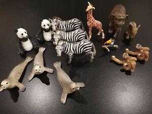 Wild Tiere im Set Schleich
