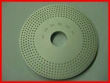 "Index Plate 1/4"" x 3.9"" Sherline - Watchmaker - Lorch - Levin Usa 96-49"