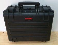 Calumet WT1747 Water Tight Black Camera Case.
