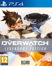 Overwatch Legendary Edition (PS4) PRE-ORDER RELEASED 24/07/2018 - NEW AND SEALED