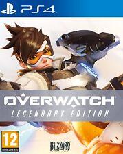 Overwatch Edición Legendaria (PS4) Totalmente Nuevo Y Sellado-Envío rápido