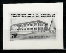 Photo Essay, Cameroon Sc731 City Hall, Garoua.