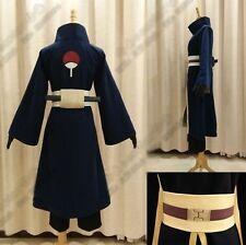 New Original  Akatsuki Ninja Tobi Obito Madara Uchiha Obito Cosplay Costume