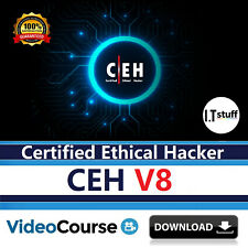 Certified Ethical Hacker CEH v8 CBT Training Videos