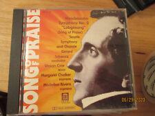 MENDELSSOHN Symphony No 2 LOBGESANG Seattle Symphony GERARD SCWARZ