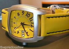 Lancaster ITALY Ladies Aluminium Case Watch with Swiss Movement - Rare & Boxed