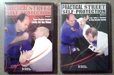 NEW! Practical Street Self Protection DVD - Choose Volume - Ed Melaugh Wally Jay