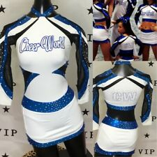 Real Cheerleading Uniform Allstars Cheer World Youth Med