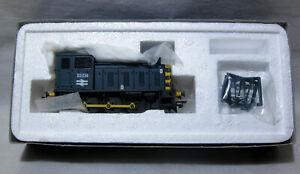 A BACHMANN CLASS 04 DIESEL SHUNTER. BR BLUE. PERFECT, BOXED COND....
