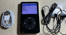 Upgraded Apple iPod classic 5th Generation - 128GB Flash Hard Drive