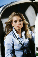 Heather Thomas in helicopter The Fall Guy 11x17 Mini Poster