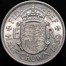 More details for 1959 | elizabeth ii half-crown 'key date' | cupro-nickel | coins | km coins
