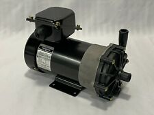 Terada Magnetic Drive Pump Mc70df Mfg No Jk03 Made In Japan Nice