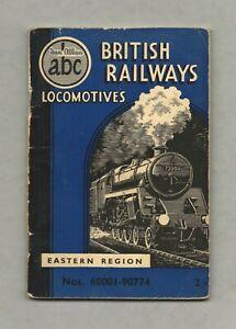 Ian Allan abc British Railways Locomotives Part 4 Nos.60001-90774, Winter 1951
